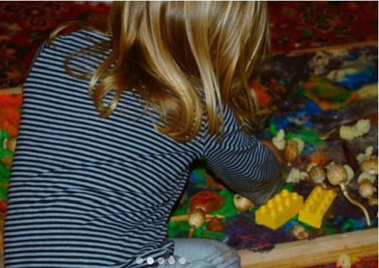 Giochi per bambini, massaggio infantile, fiabe e omeopatia a Pontedera