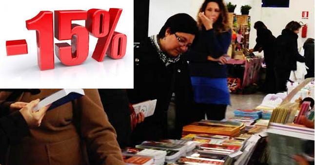 Sconto del 15% su tutti i libri per bambini e genitori alla Fiera del Bambino Naturale